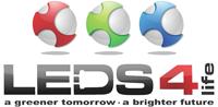 LEDs 4 Life Logo